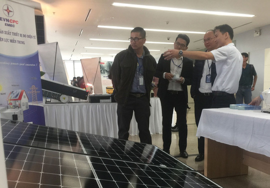 Solar power: one dong in capital can bring four dong in profit