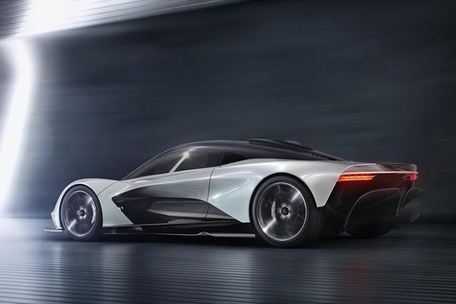 Aston Martin,siêu xe