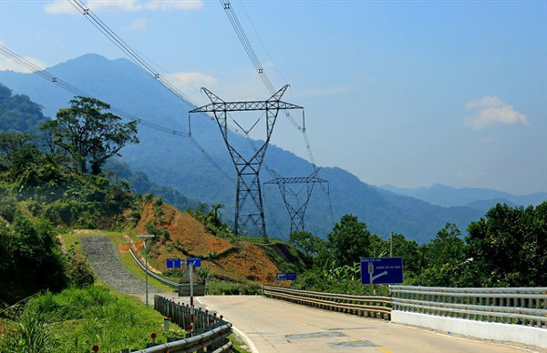 25 years on, 500kV power line remains a technological feat
