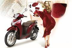 Động thái mới trên thị trường xe máy Việt