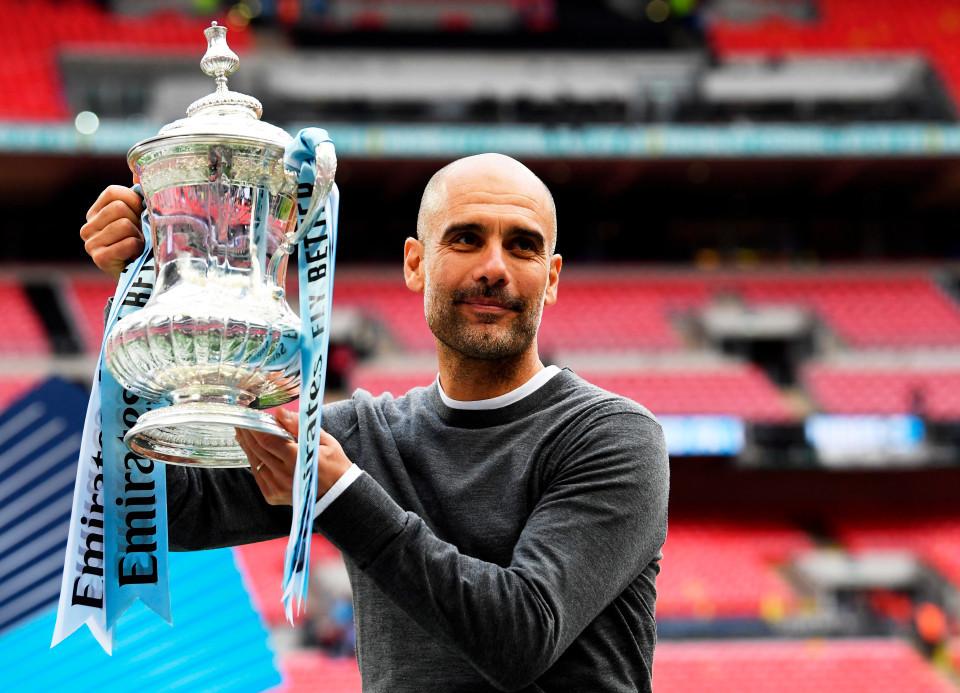 Pep Guardiola,Man City