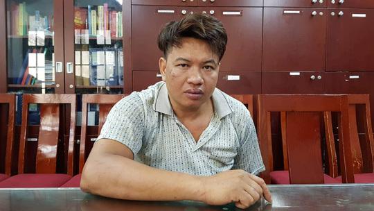 Hanoi rampage killer captured in Vinh Phuc