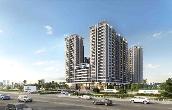 Khang Điền mở bán 200 căn Safira tuyệt đẹp