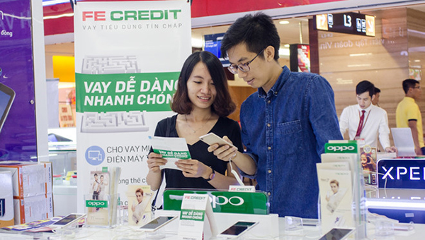 More players vie for shares in Vietnam's consumer finance market