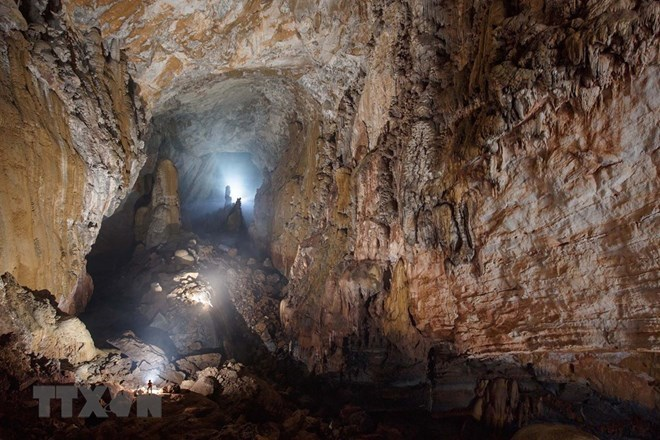 CNN: world's largest cave in Vietnam discovered to be even bigger