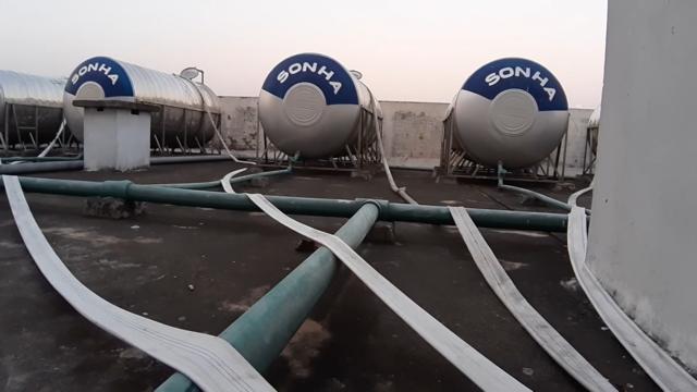 mất nước,ngoại giao đoàn,Hà Nội,thiếu nước