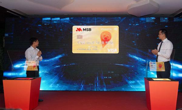 MSB ứng dụng trí tuệ nhân tạo trong mở thẻ tín dụng