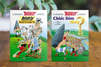Asterix - Huyền thoại truyện tranh trở lại