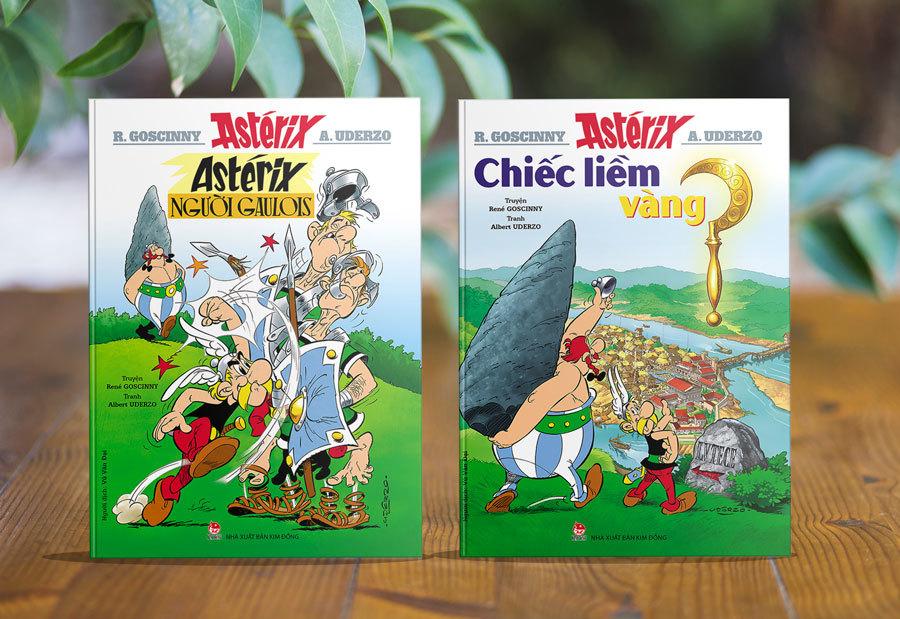 truyện tranh,sách mới,Asterix