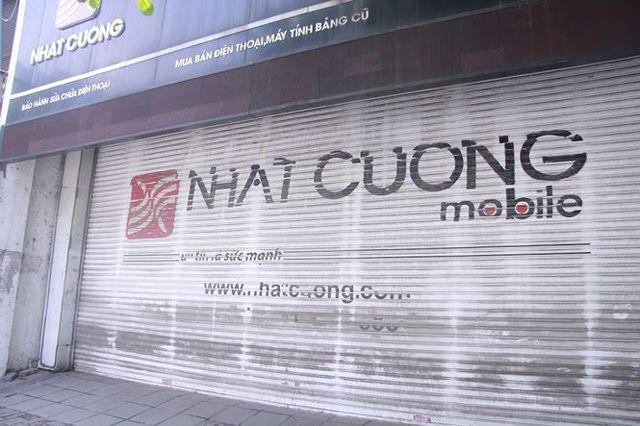 Chuỗi cửa hàng Nhật Cường ra sao sau khi Tổng giám đốc bỏ trốn?