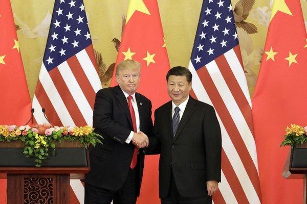 Mỹ,Trung Quốc,Chiến Tranh Thương Mại,Tổng thống Trump,Tập Cận Bình