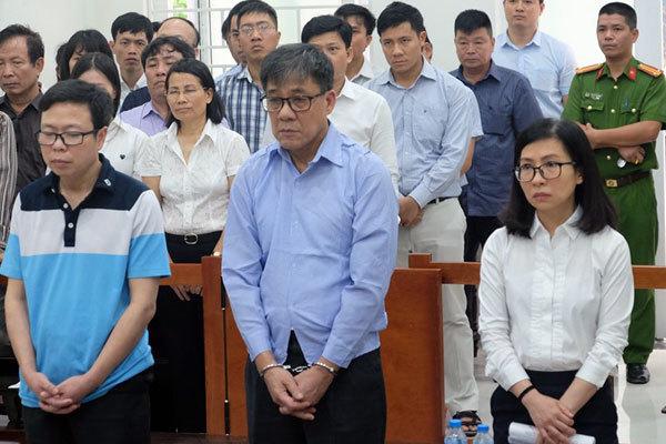 Mở lại phiên tòa xử cựu sếp PVEP 'ngậm' tiền tỷ sai quy định