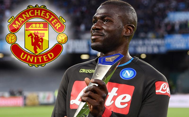 MU ra giá kỷ lục 95 triệu bảng mua Koulibaly