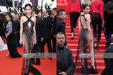 NSƯT Chiều Xuân: Ngọc Trinh hở bạo hơn những minh tinh quốc tế đến Cannes