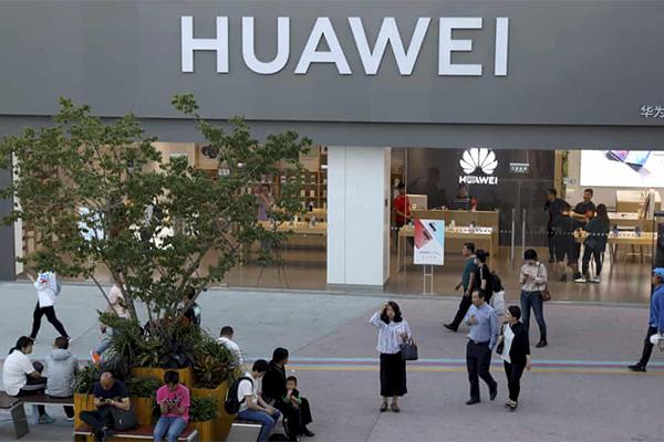 Huawei,Google,Android,Điện thoại Huawei,Chiến tranh thương mại Mỹ Trung