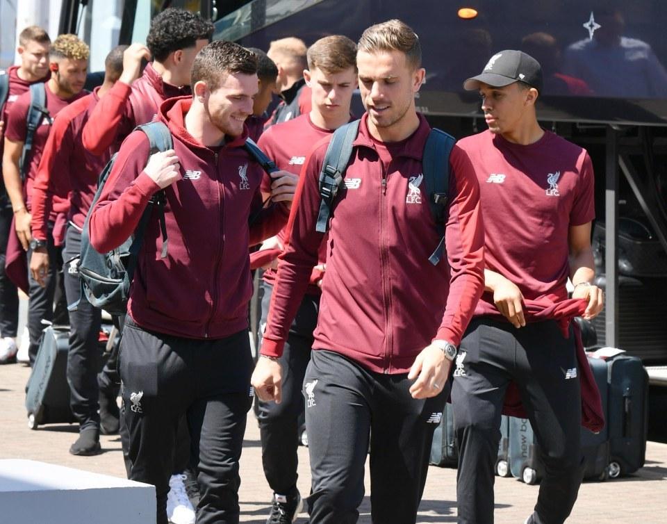 Liverpool rầm rập sang Tây Ban Nha 'luyện công' phục thù C1