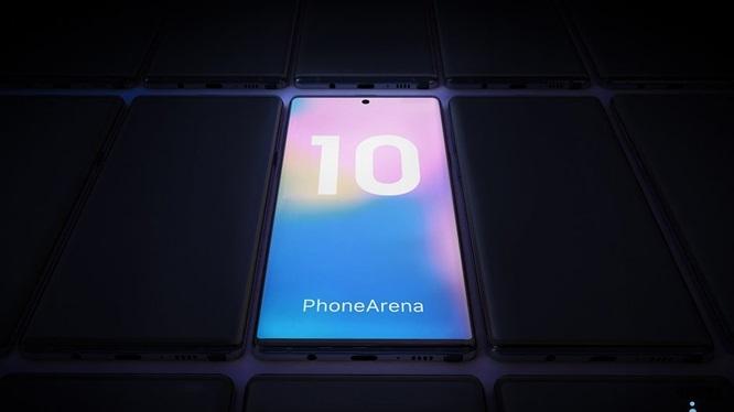 Galaxy Note 10,điện thoại Samsung