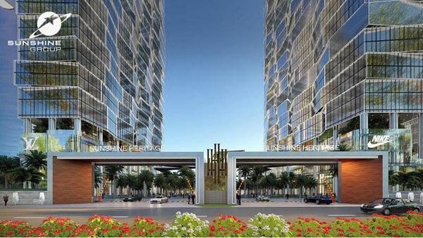 Những dự án căn hộ 'triệu đô' ghi dấu ấn của Sunshine