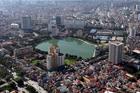 Hà Nội: Hạn chế xây thấp tầng ở Đông Anh, Gia Lâm, Long Biên