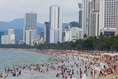 International tourists to Khanh Hoa increase sharply