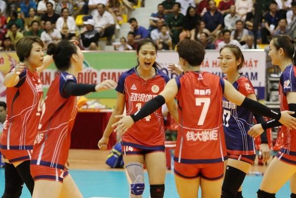 Sichuan win Binh Dien Cup 2019 women's volleyball tournament