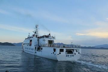 Youths set sail for national sea-island programme