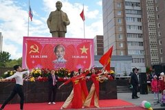 Overseas Vietnamese community celebrate President Ho Chi Minh's birthday
