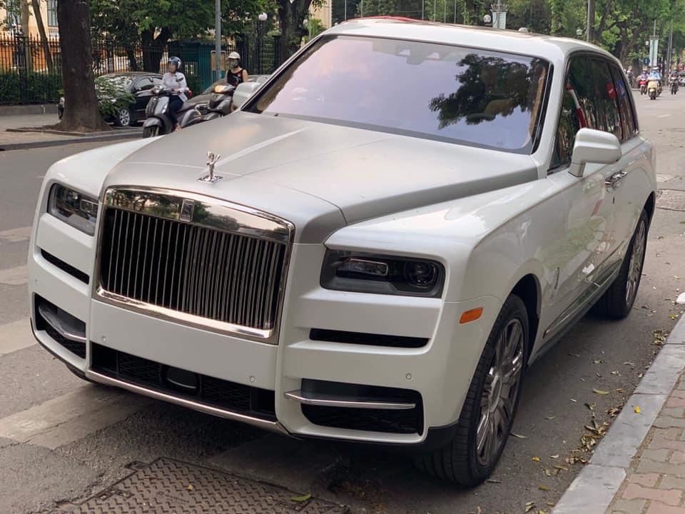 Hàng thửa Rolls-Royce,Rolls-Royce Culliman,SUV siêu sang