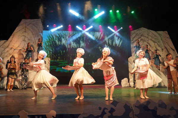 New shows for children hit the stage