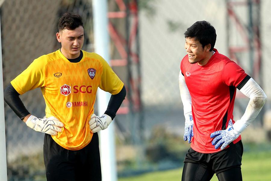 Tuyển Thái Lan,tuyển Việt Nam,Thái Lan vs Việt Nam,King's Cup,Kawin Thamsatchanan,Đặng Văn Lâm