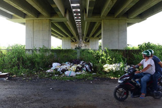 HCM City not making use of abandoned spaces