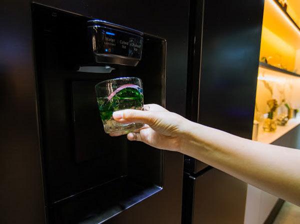 tủ lạnh,bếp hiện đại