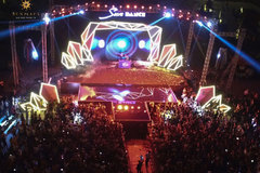 Hạ Long sôi động chưa từng có suốt lễ hội khiêu vũ và ẩm thực Sun Dance Festival