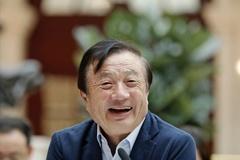 Huawei coi lệnh cấm của Mỹ không 'xi nhê'