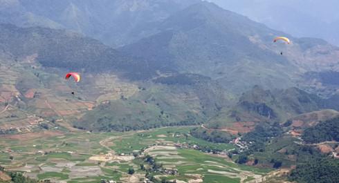 Yen Bai prepares to host paragliding festival