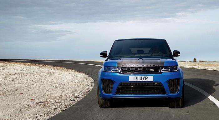 Range Rover ra mắt vào 2021 thay đổi chưa từng thấy