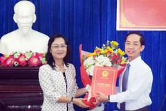 Điều động, bổ nhiệm nhân sự TP HCM và 3 tỉnh