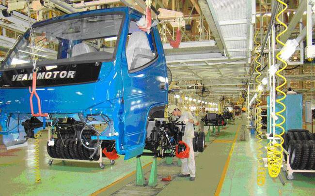 Thanh tra,ô tô,sản xuất ô tô,Bộ Công Thương,VEAM