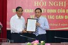 Ban bí thư bổ nhiệm Phó trưởng Ban Nội chính Trung ương
