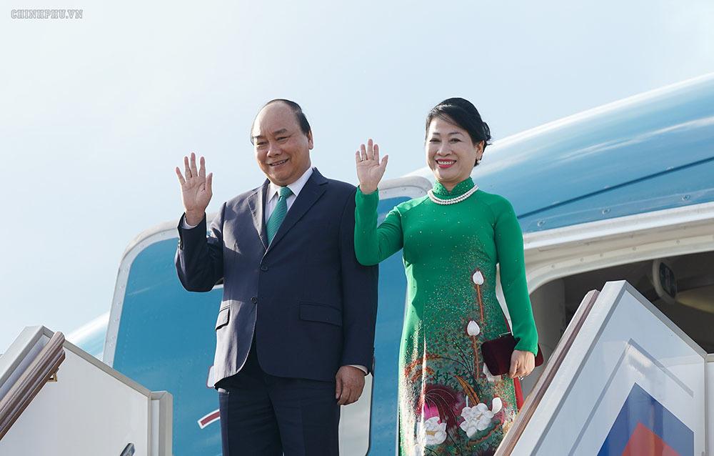 Thủ tướng Nguyễn Xuân Phúc,Nguyễn Xuân Phúc,Việt-Nga