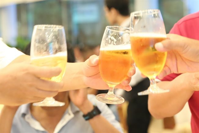 Annual losses from drinking rise to VND65 trillion