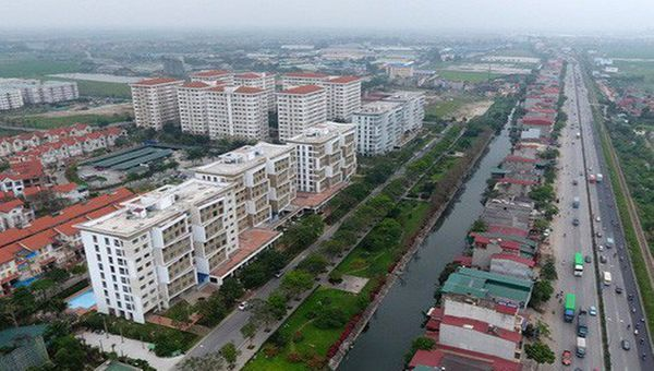 Hanoi to build various modern urban areas in suburban districts