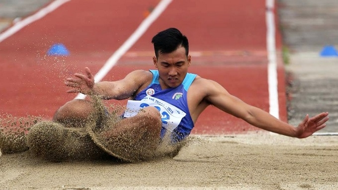 Vietnam grabs three gold medals at Thailand Open Track and Field Championships