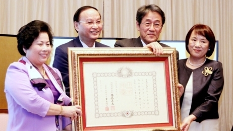 Japan's medals to be presented to Vietnamese citizens