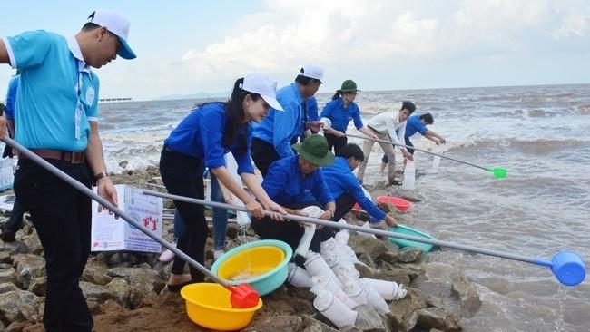 Various environmental activities to be held during Vietnam Seas and Island Week 2019