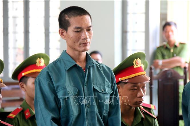 28 năm tù cho các đối tượng đốt phá trụ sở Đội Cảnh sát PCCC ở Bình Thuận