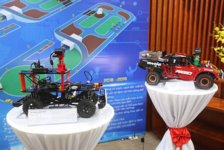 Cuộc Đua Số: Giải đấu Robocon mới dành cho sinh viên công nghệ