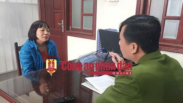 tống tiền,Bắc Giang