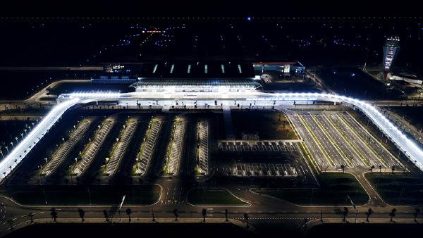 sân bay,vân đồn