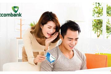 Ưu đãi khách hàng lần đầu dùng thẻ ghi nợ quốc tế Vietcombank